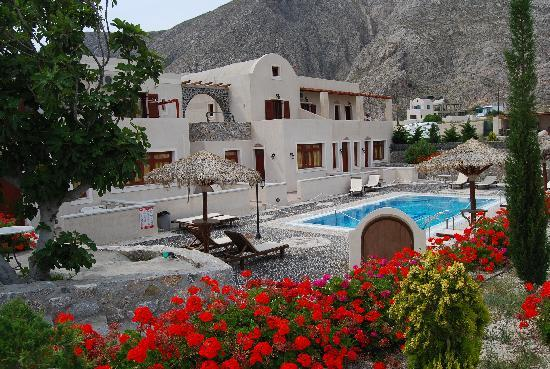 Santorini Villa The Birds Apartments for 3  with Free Car - Image 1 - Santorini - rentals