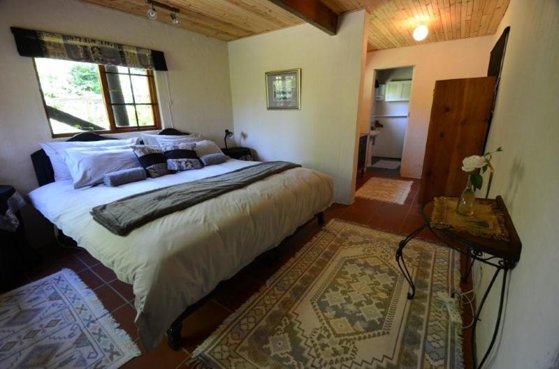 Cabin bedroom - Cozy Cabin - Hogsback - rentals