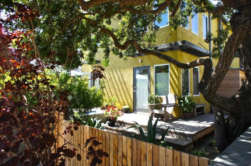 Deck Outside Bedroom - The Prema Venice Retreat - Los Angeles - rentals