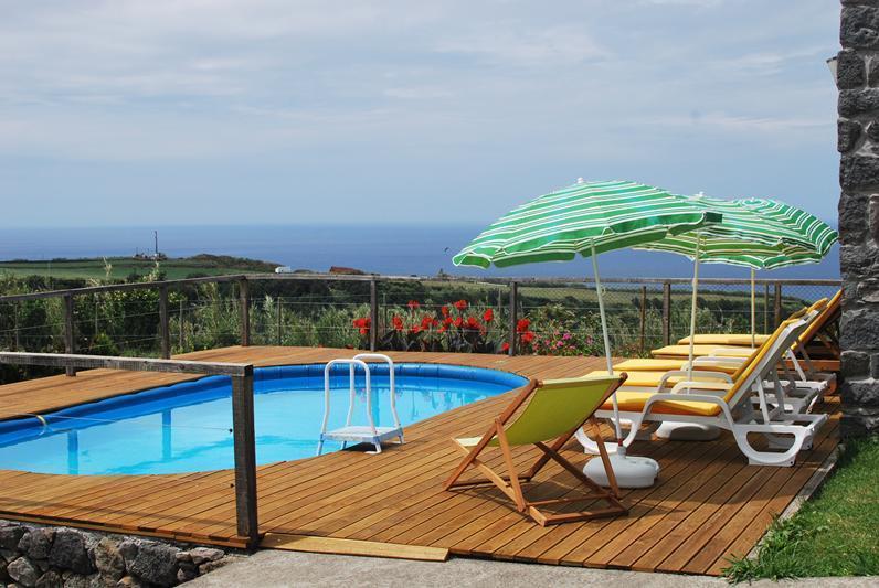 The pool - Tradicampo - Casa do Tanque, Sao Miguel, Azores - São Miguel - rentals