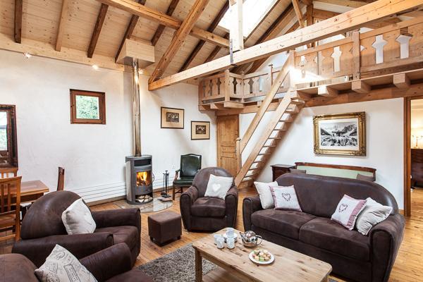The Loft - Image 1 - Chamonix - rentals