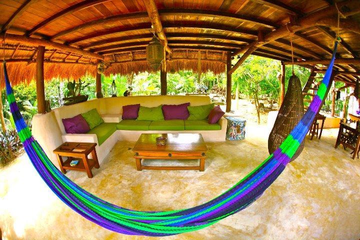 Palapa In Cenote Balam-Ha - Image 1 - Akumal - rentals