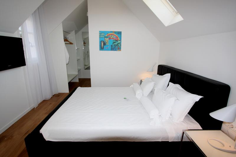 Bedroom - Divota apartment hotel - Deluxe studio with terrac - Split - rentals