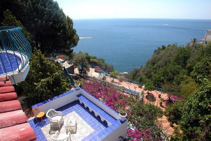 Villa Zodiaco rent villa Amalfi - Image 1 - Amalfi - rentals
