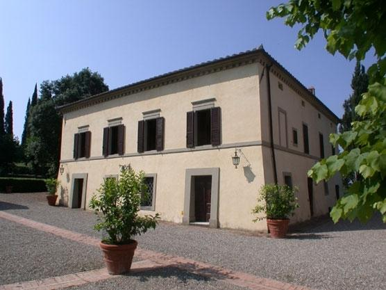 La Tenuta Villa to rent in Asciano - Siena - Rent this villa - Image 1 - San Casciano in Val di Pesa - rentals
