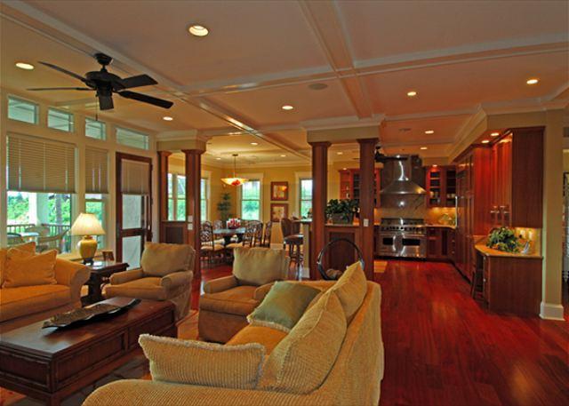Makala'e: Luxurious 5 bed/5 bath Ocean View Villa! - Image 1 - Koloa - rentals