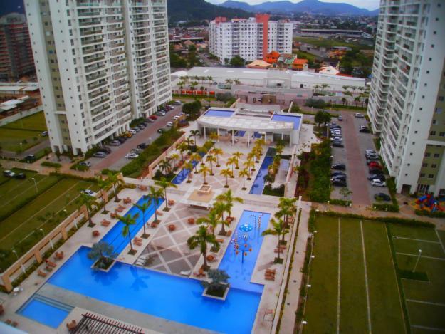 Excelente Flat em condomínio de luxo na Barra da Tijuca Rio de Janeiro - Image 1 - Rio de Janeiro - rentals