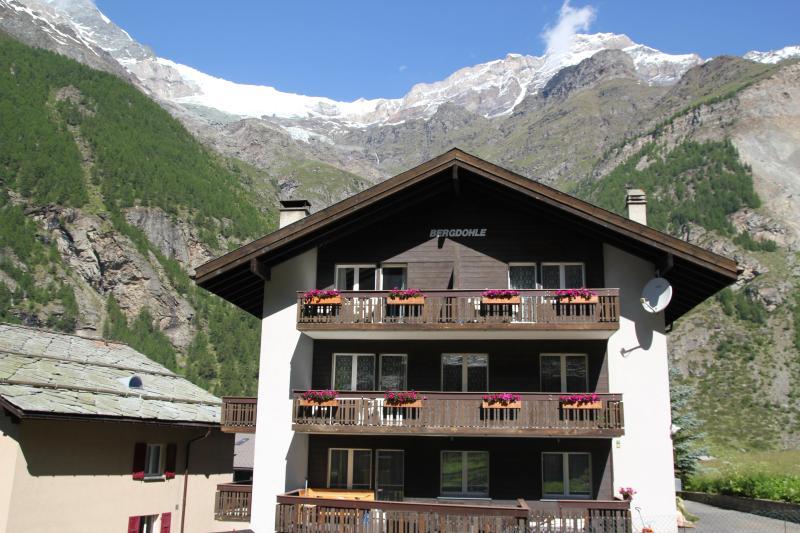 Bergdohle Dach A in Randa near Zermatt - Image 1 - Randa - rentals