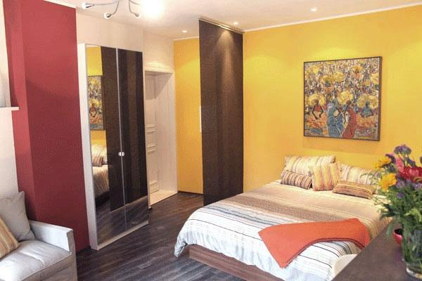 The Studio with Queen Size Bed - 464 | Charming Studio Apartment with Terrace - Berlin - rentals