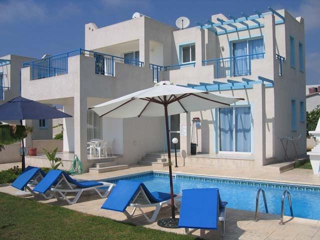 villa for rent chlorakas - Holiday Villa in Cyprus (Philippos villas) - Paphos - rentals