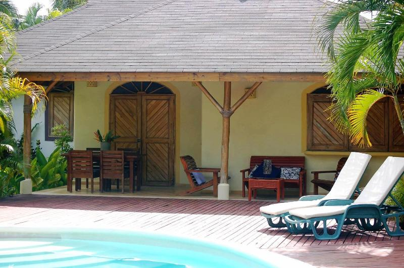 Stunning two bedroom Villa in private setting - El Nido de Las Ballenas Bungalow - Las Terrenas - rentals
