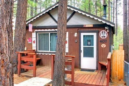 Dakota Cabin - Image 1 - Big Bear City - rentals