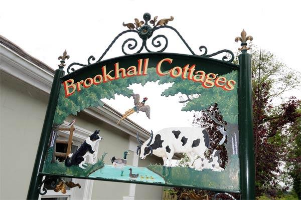 Welcome to Brookhall Cottages - Irish Self-catering Cottages - Lisburn - rentals