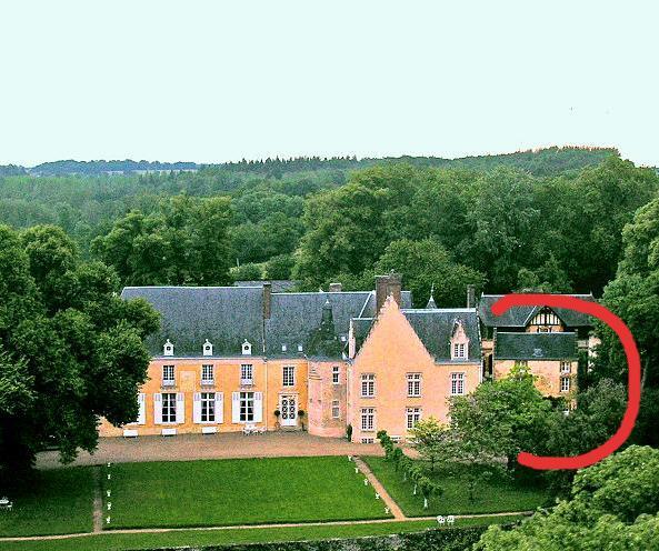 Chateau de la Barre and its Cottage. - Cottage of Chateau de la Barre - Conflans-sur-Anille - rentals