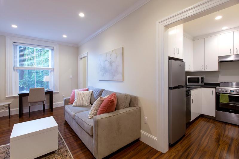 Beacon Hill Boston Furnished Apartment Rental - 94 Charles Street Unit 8 - Image 1 - Boston - rentals