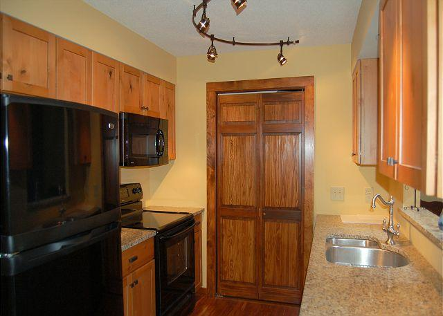 Newly Updated Kitchen - Kettle Brook Two Bedroom Condo - Ludlow - rentals