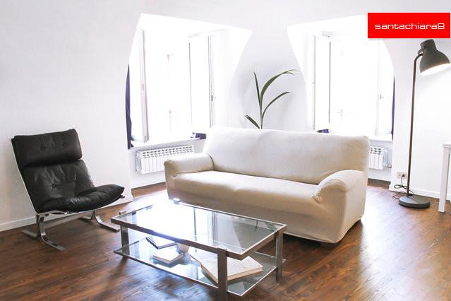 Living room - Apartment Roman Area-Centre Town - Turin - rentals