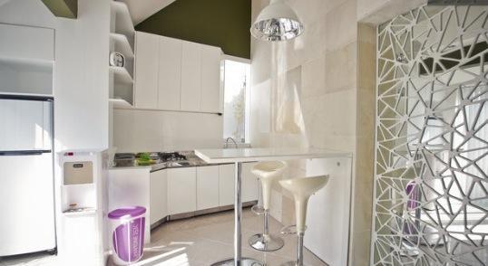 Kitchen - One bedroom apartment with shared pool, Seminyak - Kuta - rentals