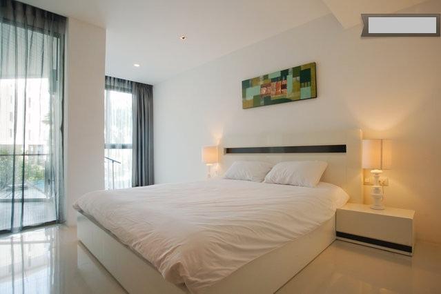 2 BR Condo at Pattaya, Wong Amart. - Image 1 - Pattaya - rentals