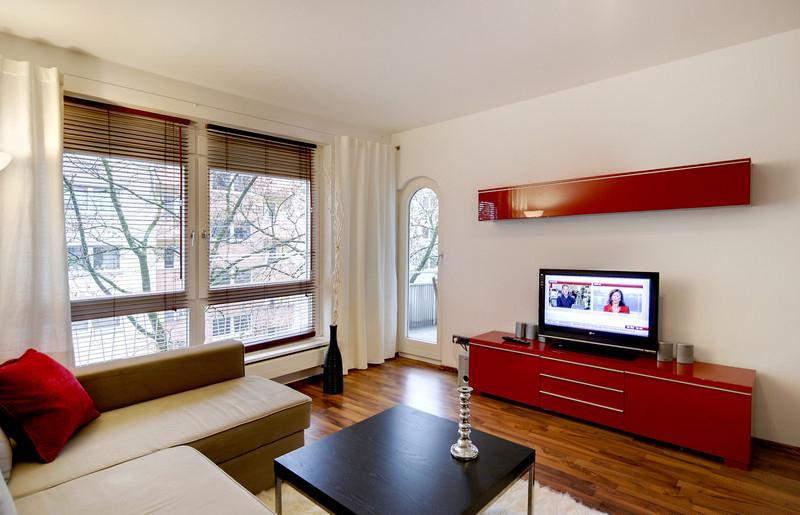 Luxury City Apartment - Image 1 - Munich - rentals