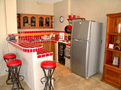 kitchen - Amazing Zona Romantica location - Puerto Vallarta - rentals