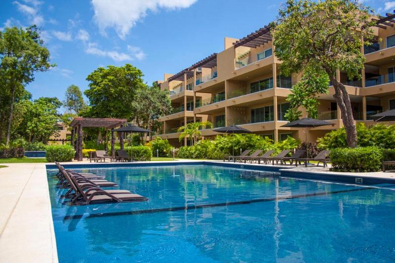 The pools - Amazing Condo, Best Price, Playa Del Carmen Mexico - Playa del Carmen - rentals