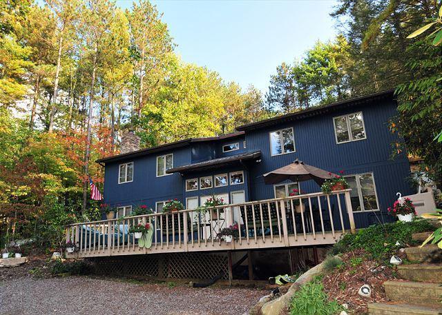 Exterior - Bear's Dream - Swanton - rentals