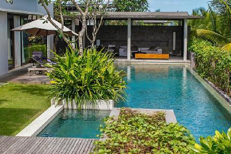 Elegant haven Soori Villa 504 with private shoreline & secluded infinity pool - Image 1 - Tabanan - rentals