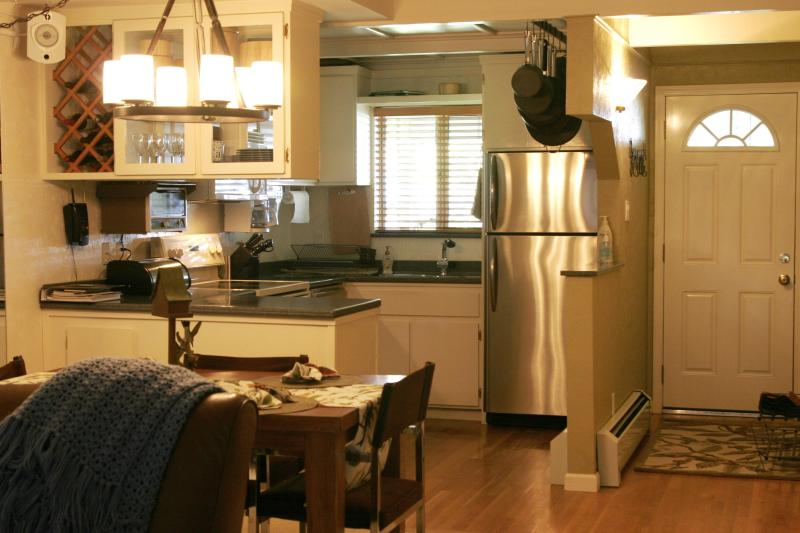 Fully Stocked Kitchen - Tahoe - Wonderful, Comfortable, Cozy, Clean Condo - Incline Village - rentals