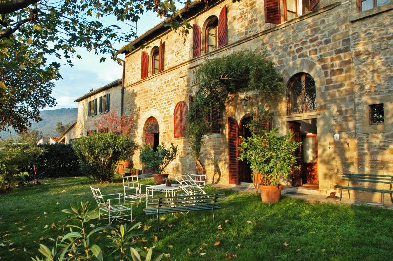 Casale Girifalco - Image 1 - Cortona - rentals