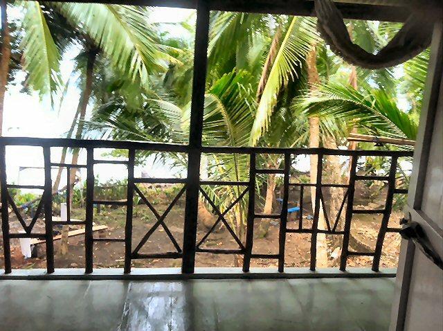 balcony  view - PUERTA al MAR RETREAT- serenity by the sea - Isla Bastimentos - rentals