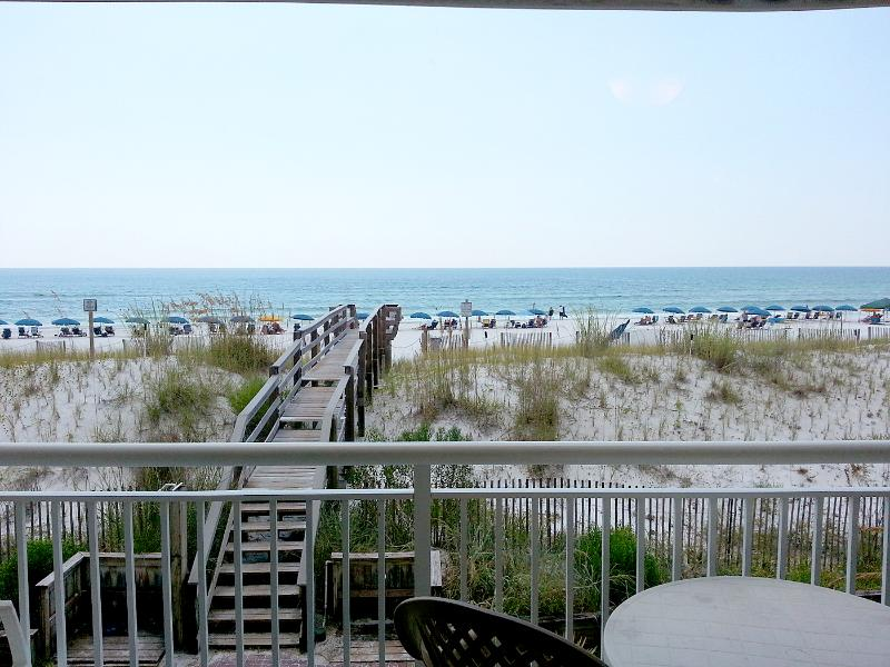 Island Sands 206 - Gulf Front on Okaloosa Island! Available April 11th - 21st! Book Online! - Image 1 - Fort Walton Beach - rentals
