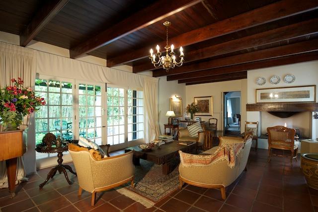 Lounge - Klein Akkerdraai Lodge - Stellenbosch - rentals