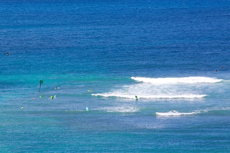 Ocean views - Truly Beautiful Lagoon and Water views, Watch Fire - Honolulu - rentals