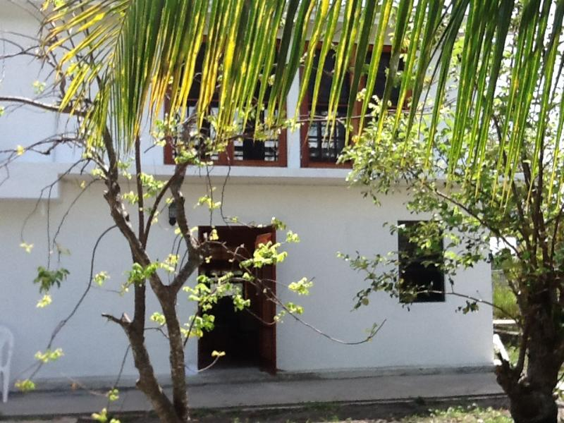 Canal view of the Inn - Bamboleo Inn Belize - Ladyville - rentals