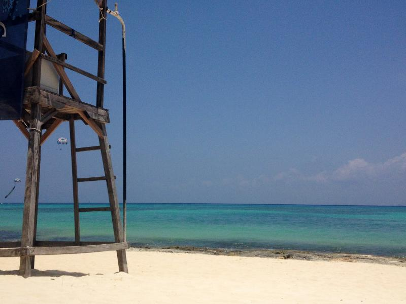 Awesome Beach - OCEAN FRONT  CONDO - 2 Bdr Unit - Best Location - Playa del Carmen - rentals