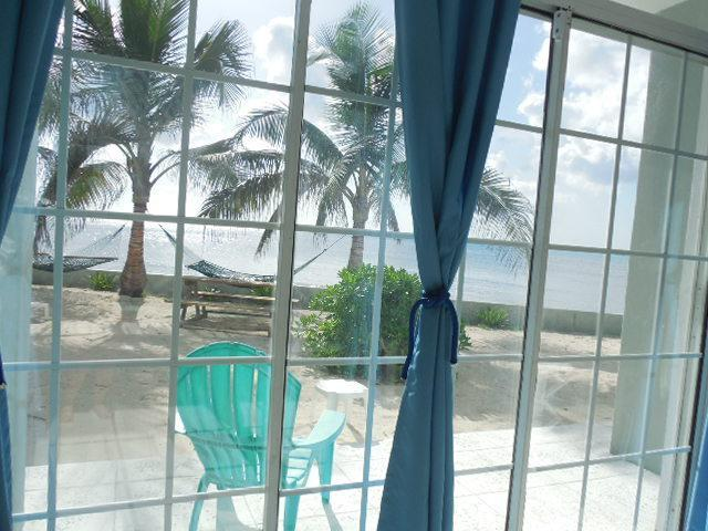 "View from Lounge - Ocean Yards From Your Fingertips ""The Bimini Apart - Nassau - rentals"