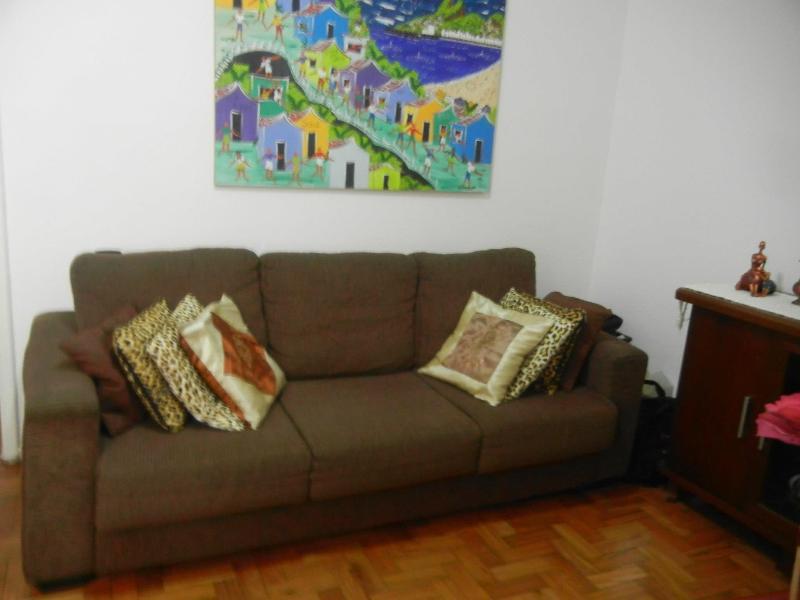 Living Room - Amável apartamento em Copacabana - Rio de Janeiro - rentals