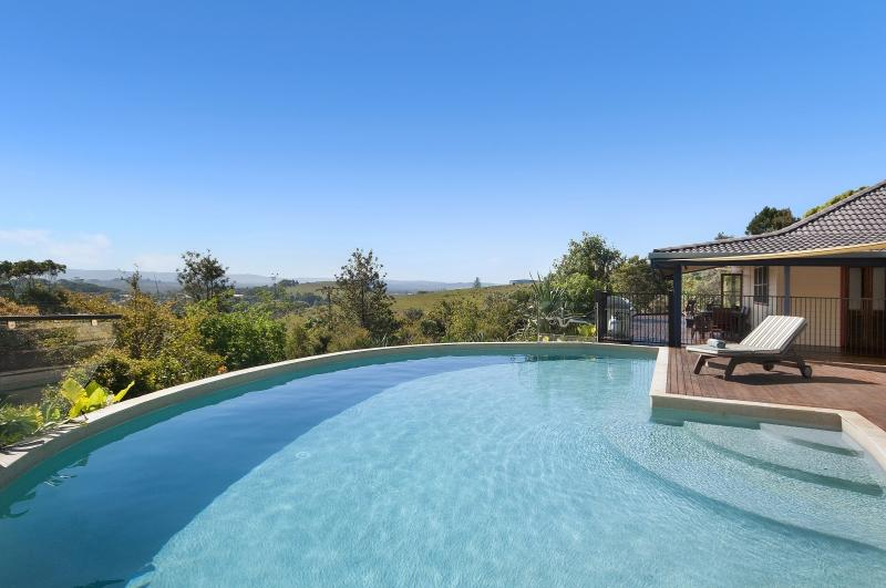 pool with a view - Hacienda - Lennox Head - rentals