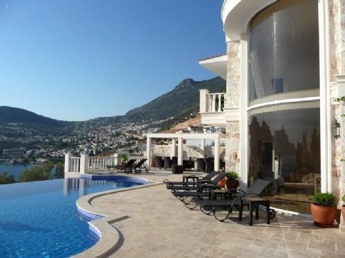 (022VG) 6 Bed Luxury Villa - Image 1 - Kalkan - rentals