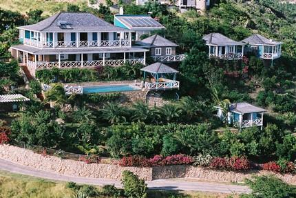 Antigua Villa Rental, Villa Vista - Image 1 - English Harbour - rentals