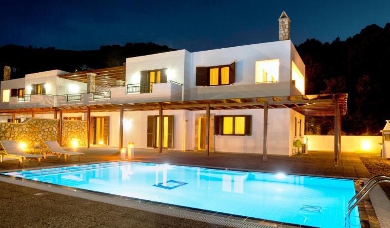 Krini Villas Lindos - Lindos Villa beachfront with private pool - Rhodes - rentals