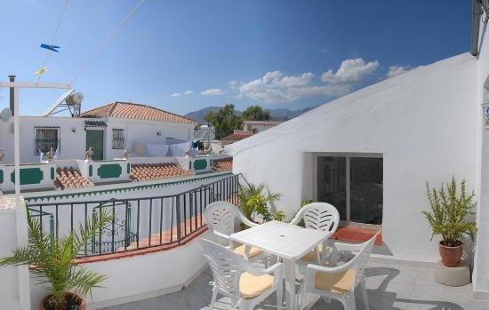 Apartment Nerja with private terrace and free WiFi - Image 1 - Nerja - rentals