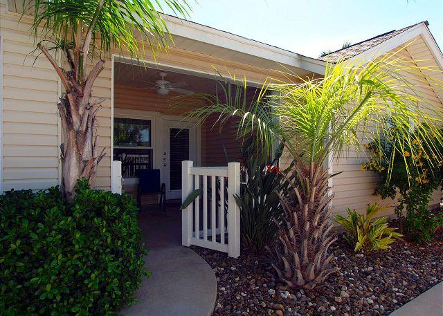Patio - Beautiful 3 bedroom Poolside property the whole family will enjoy! - Corpus Christi - rentals