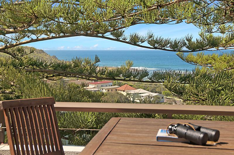 Views over Shellys Beach - Penthouse Pacific Towers - great views & location - New South Wales - rentals