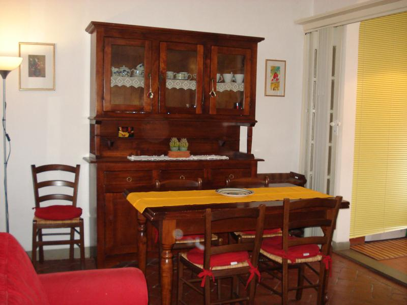 Large living room - Monna Lisa Apartment in heart of Florence - Florence - rentals