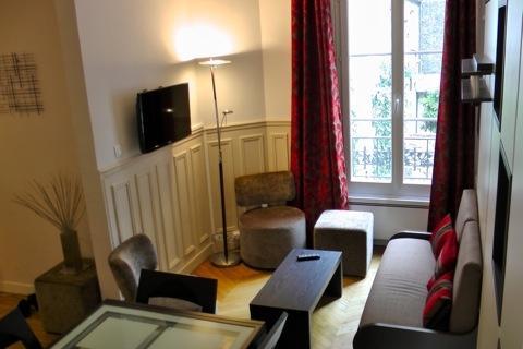 Apartment Convention Paris apartment 15th arrondissement, short term Paris apartment, one bedroom Paris apartment for short term stay - Image 1 - 15th Arrondissement Vaugirard - rentals