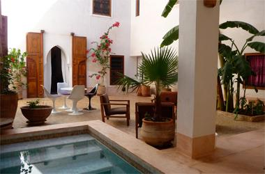 Soul and romance in the heart of Marrakech - Image 1 - Marrakech - rentals