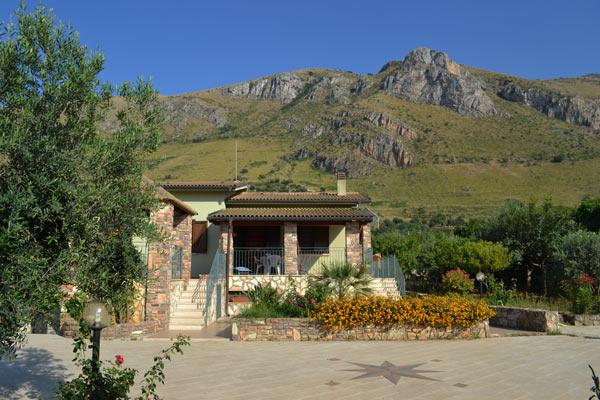 External view - Villa Lucy - Castellammare del Golfo - rentals