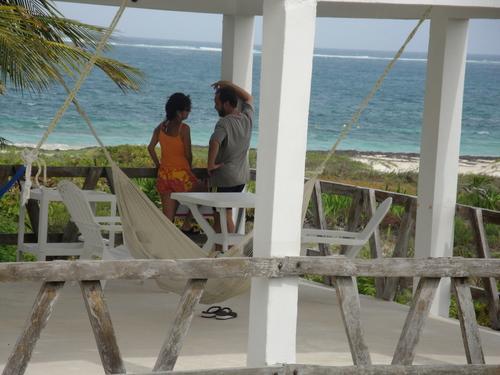 Terrace - Casa Sak-Nah Suite Jardin 3 - Puerto Morelos - rentals
